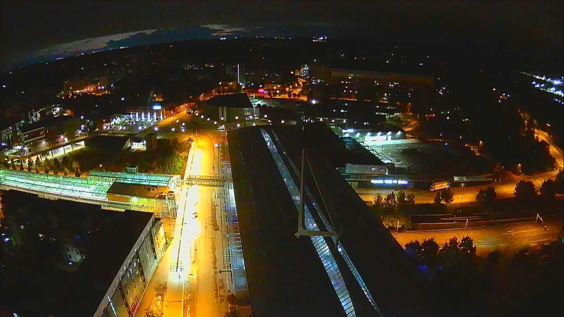 Helsinki Live Cam, Finland – Vuosaari station