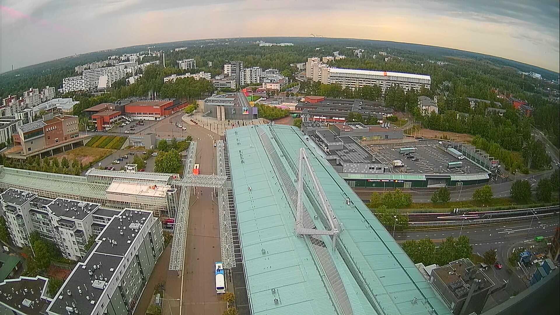 Vuosaari, Helsinki nettikamera